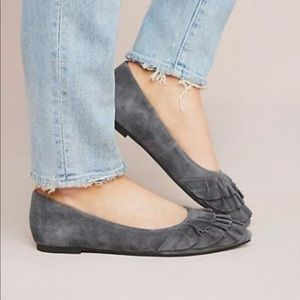 Seychelles Downstage Pointed Toe Flat Size 8.5